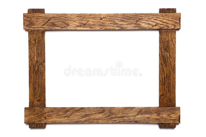 Frame da foto isolado foto de stock