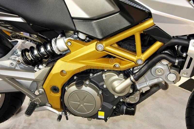Frame da motocicleta fotografia de stock royalty free