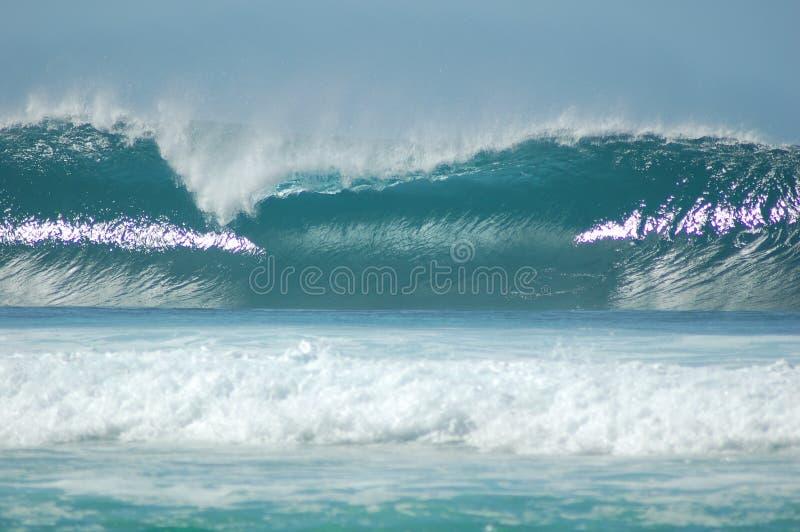 Download Frame de ?A?. foto de stock. Imagem de azul, onda, ondas - 12810864