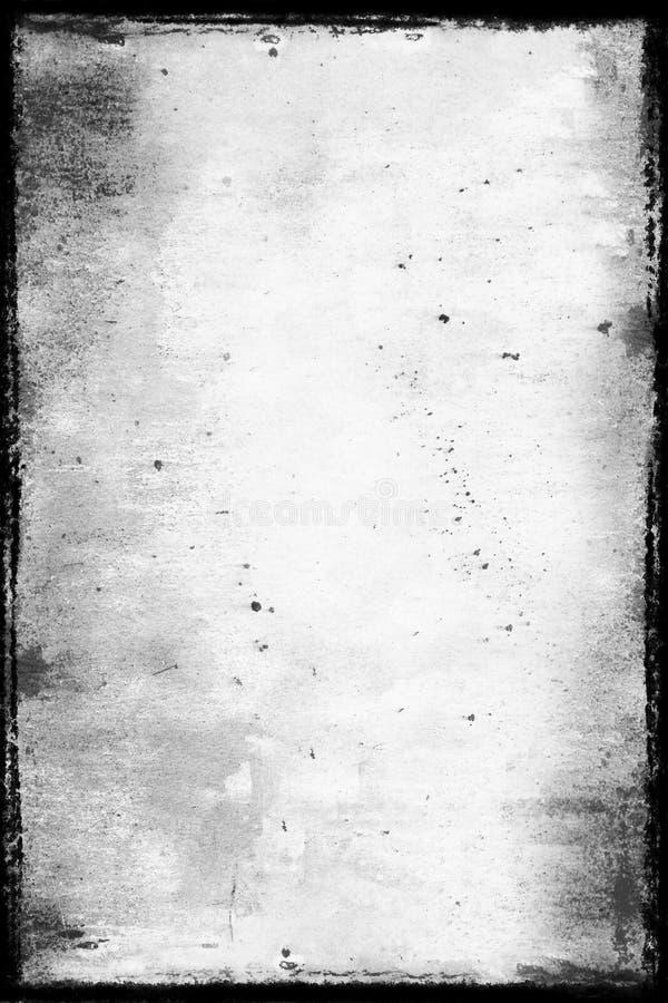 Frame de Grunge (01) ilustração royalty free