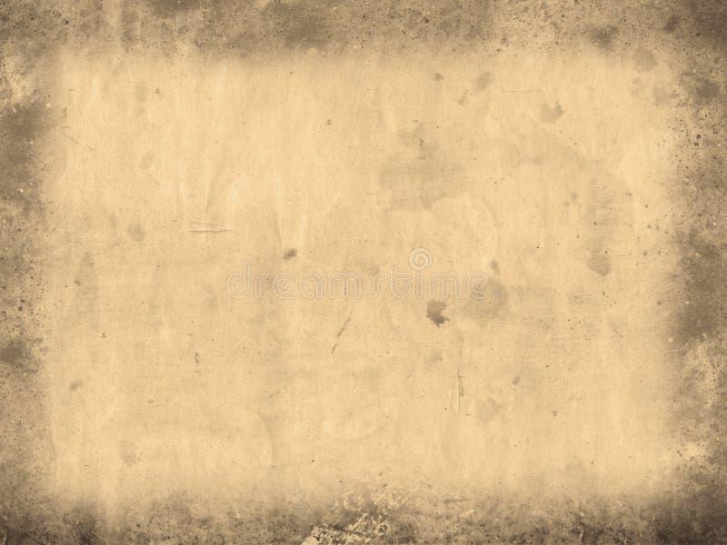 Frame de Grunge imagens de stock royalty free