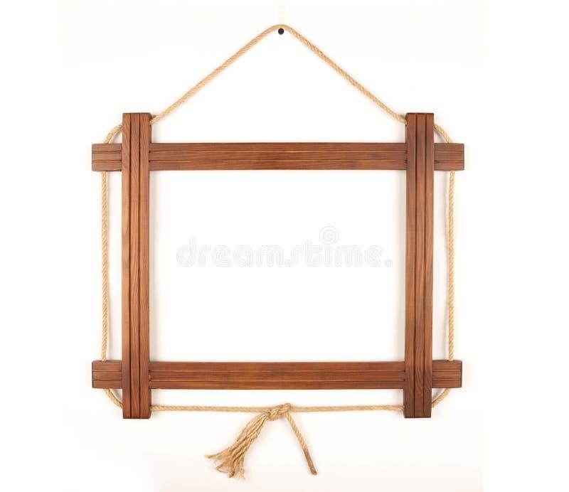Download Frame de madeira foto de stock. Imagem de projeto, elegance - 10063810