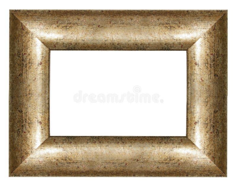 Frame de prata imagens de stock