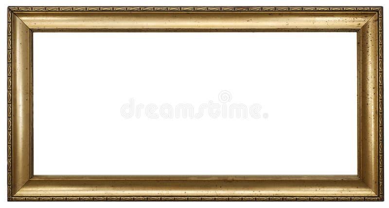 Frame de retrato fotografia de stock