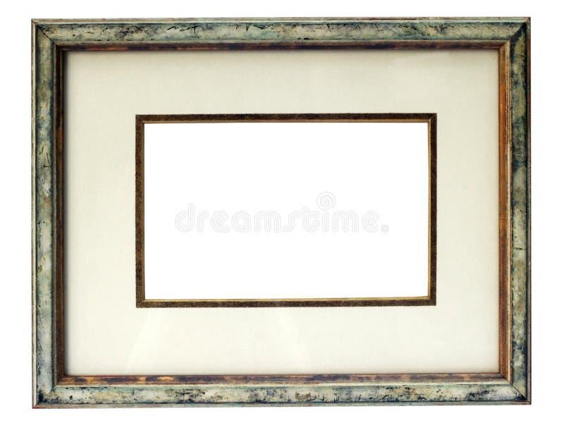 Frame de retrato do vintage fotos de stock royalty free