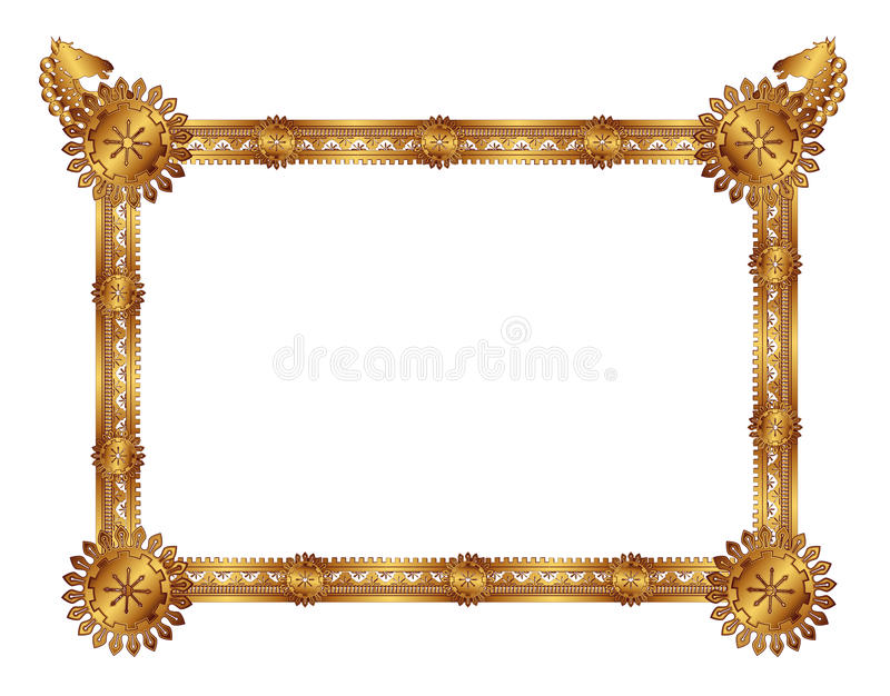 Download Frame stock illustration. Image of collection, geometric - 30596667