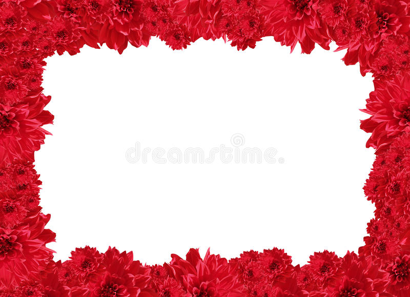 Frame do amor foto de stock royalty free