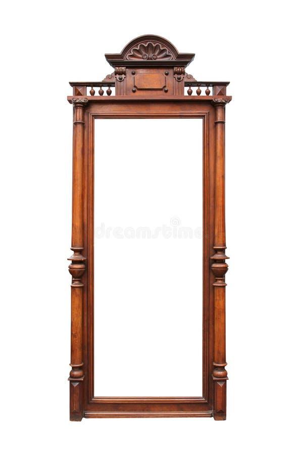 Frame do espelho imagens de stock