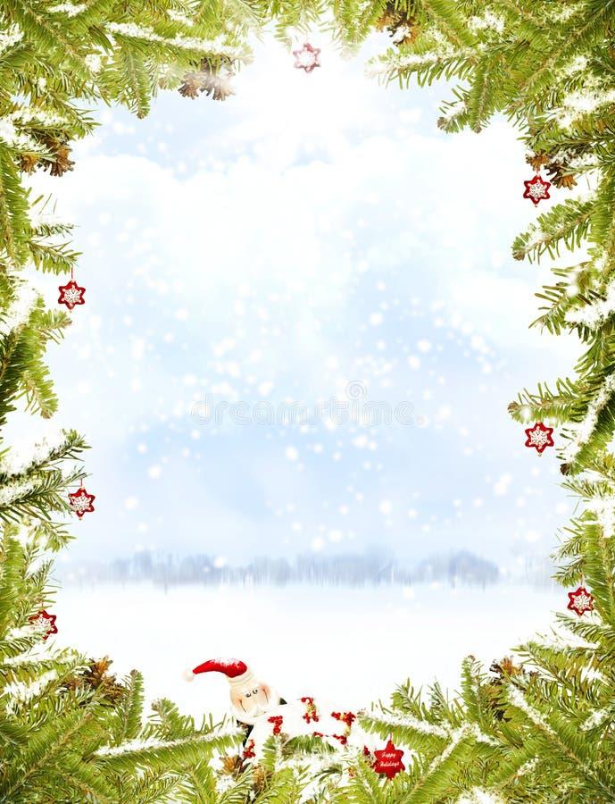 Frame do Natal