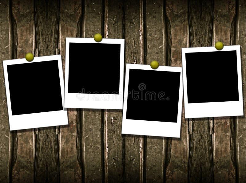 Frame do Polaroid ilustração royalty free