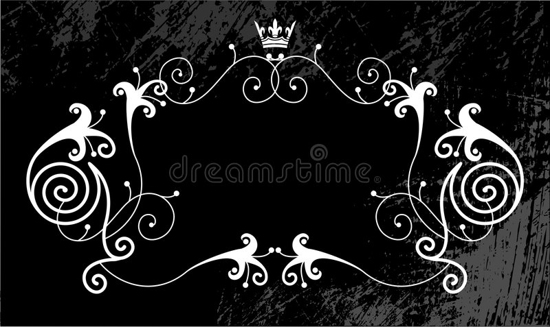 Download Frame Element Royalty Free Stock Photography - Image: 5369097