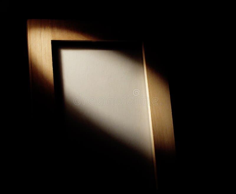 Frame Em Branco Fotografia de Stock