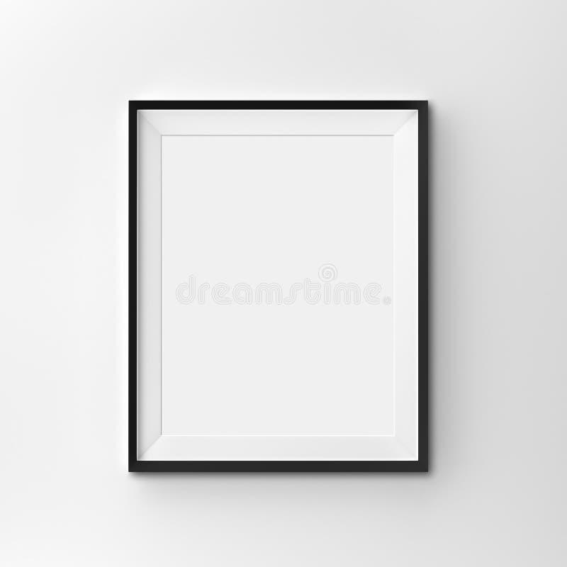 Frame em branco imagem de stock