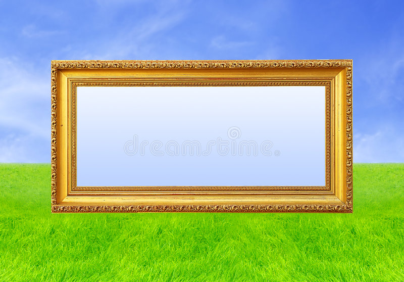 Download Frame Of Fame stock photo. Image of classic, exposure - 1421638