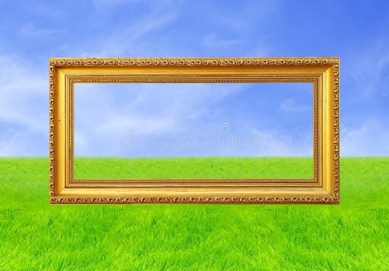 Download Frame Of Fame stock image. Image of aged, artwork, board - 1444825