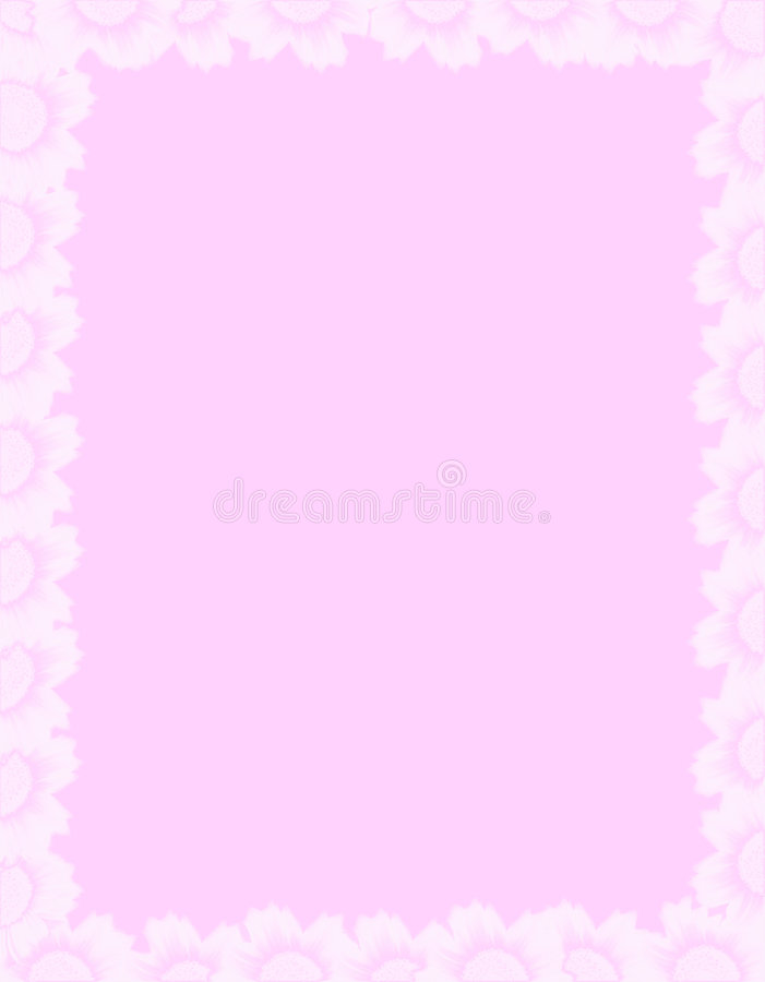 Free Frame From White Flowers. Royalty Free Stock Photo - 4309345