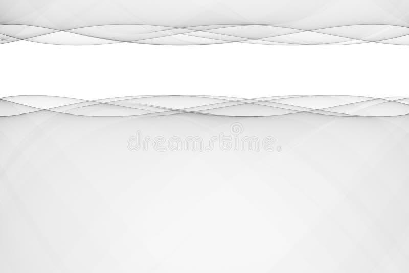 Frame gráfico abstrato ilustração do vetor