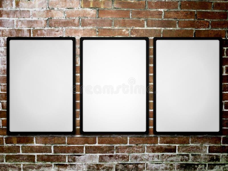 Frame image stock illustration