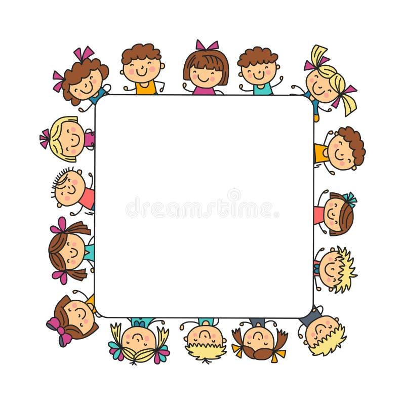 Großartig Kindergarten Picture Frames Galerie - Badspiegel Rahmen ...