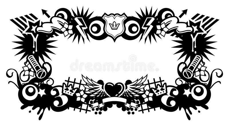 Download Frame Only Love Stock Images - Image: 1417514