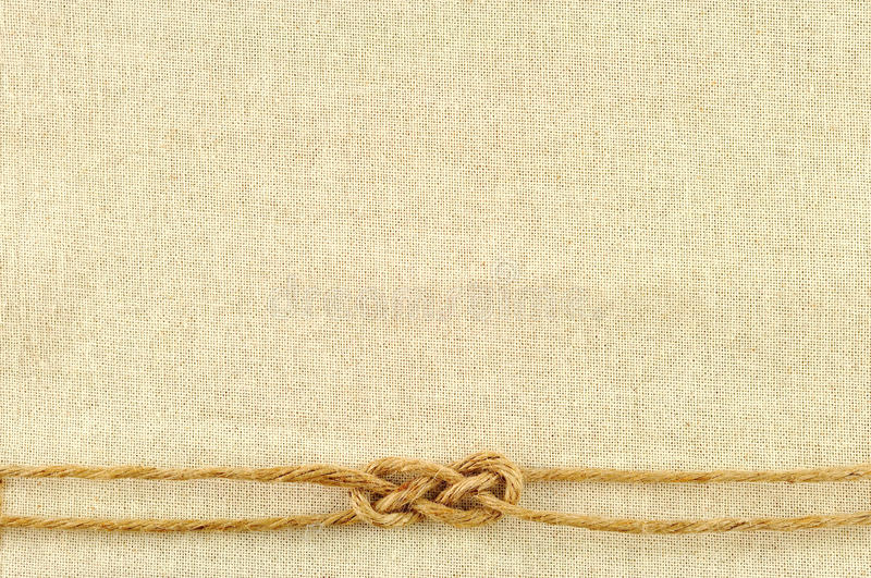 Download Frame made of ropes stock photo. Image of pattern, design - 20009466