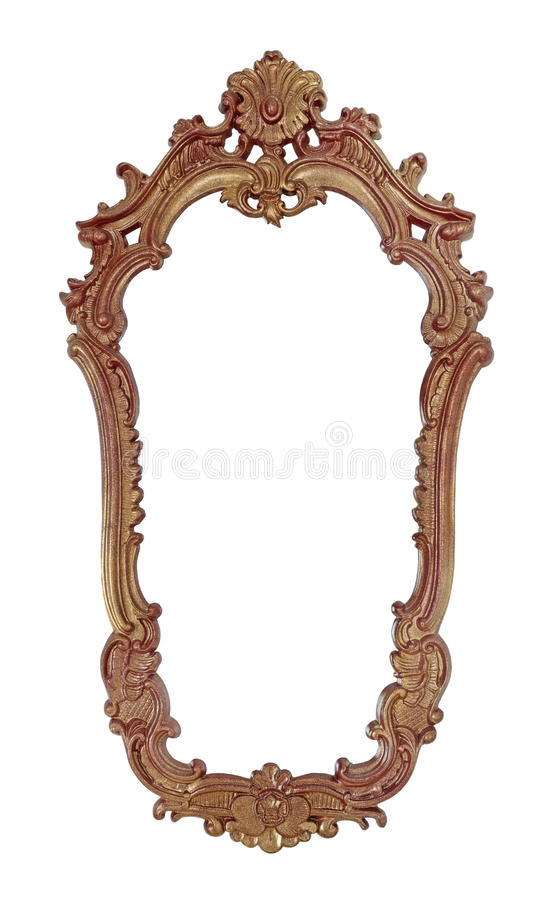 Frame for mirror stock images