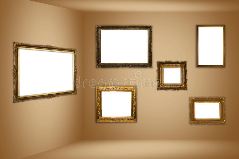 Download Frame Museum Royalty Free Stock Photos - Image: 11964618