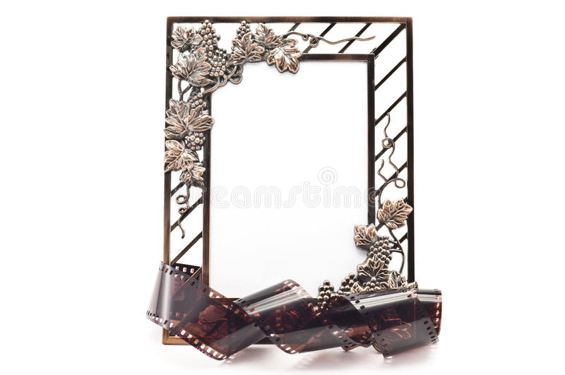Download Frame For Photos And Film Strip Stock Photo - Image: 23821426