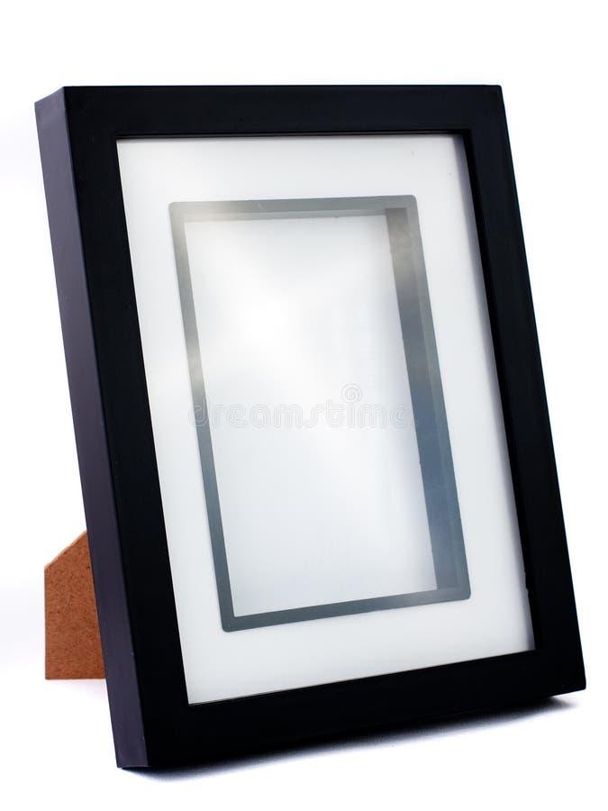 Frame preto simples da foto foto de stock royalty free