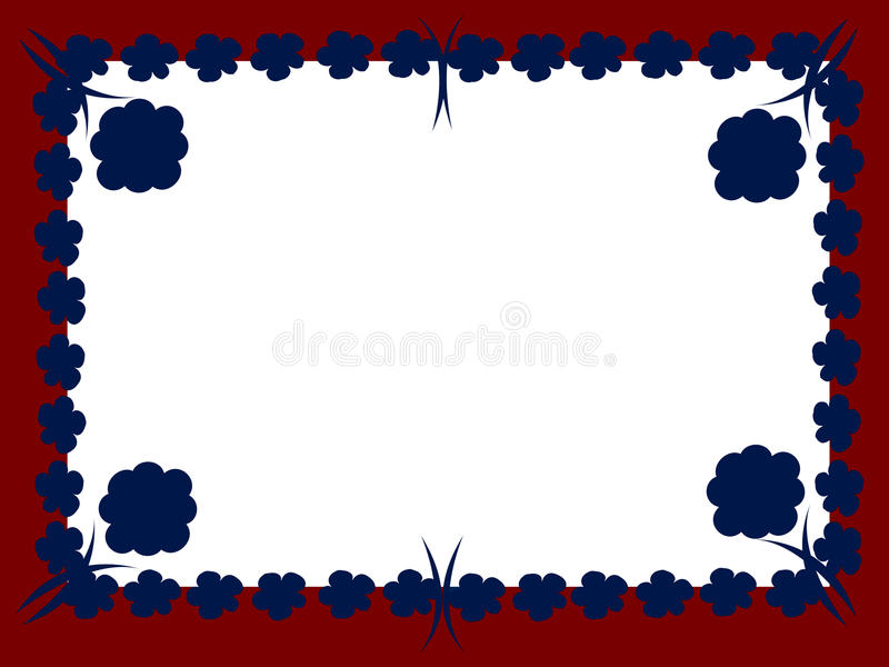 Frame For Sample Tex Royalty Free Stock Photos