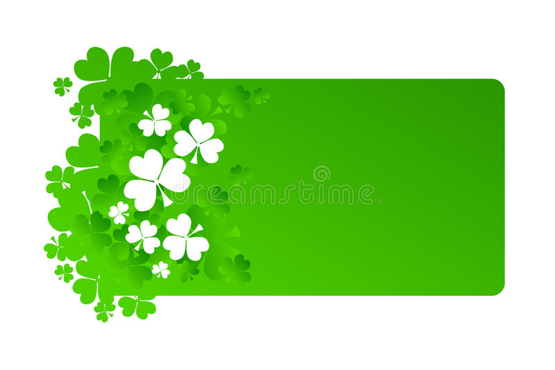 Download Frame for St Patrick's Day stock vector. Image of shiny - 18701886