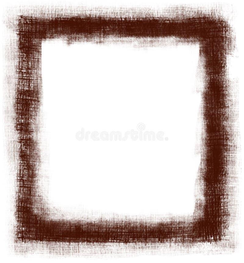 Frame sujo ilustração do vetor
