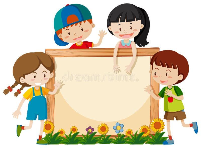 Kids Garden Stock Illustrations 18 047 Kids Garden Stock