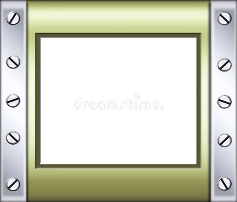 Download Frame urbano ilustração stock. Ilustração de quadro, beira - 539299