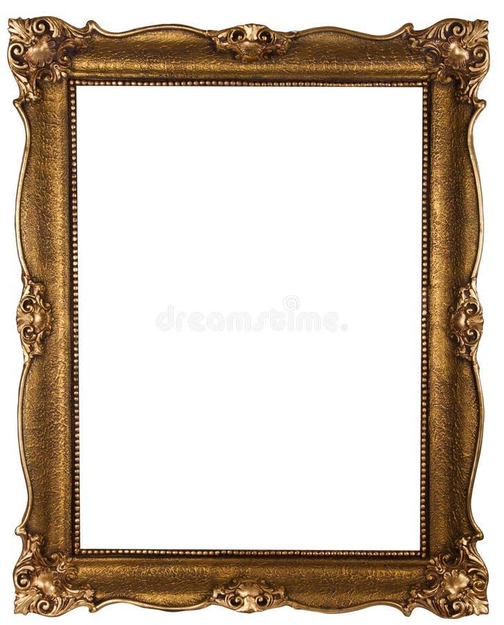 Frame velho fotografia de stock royalty free