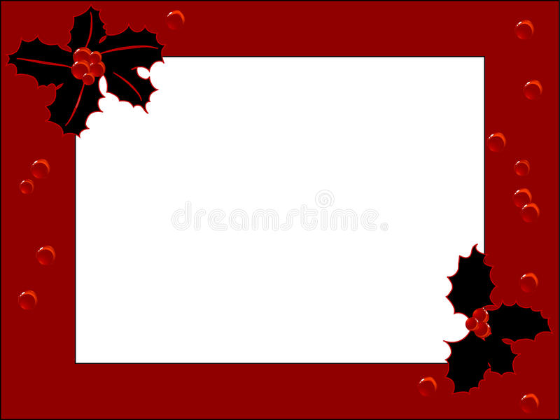Download Frame vermelho ilustração do vetor. Ilustração de conceito - 16850858