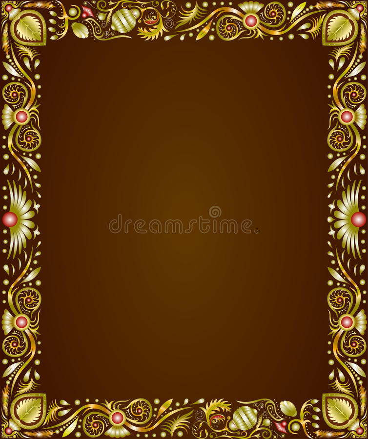 Frame vertical royalty free stock photos
