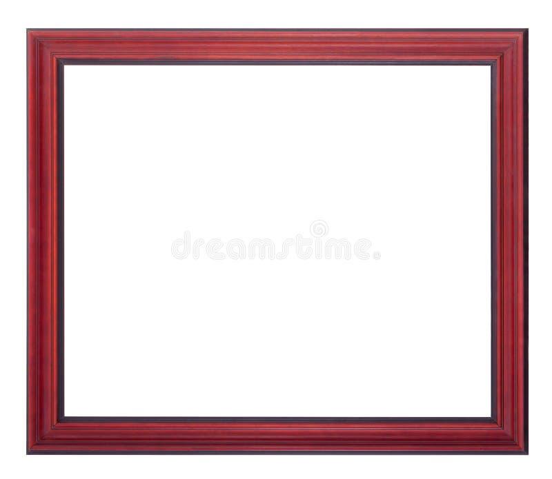Kader voor het schilderen en beeld royalty-vrije stock afbeelding
