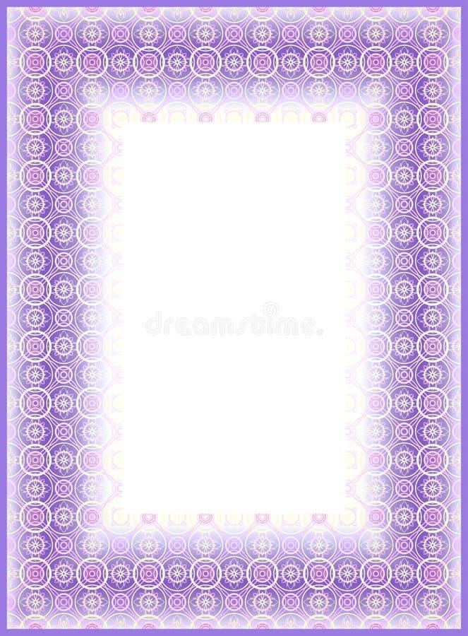 Frame voor ontwerp vector illustratie
