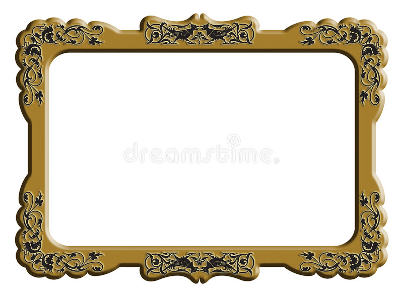 Download Frame2 stock illustration. Image of objects, decoration - 7585735