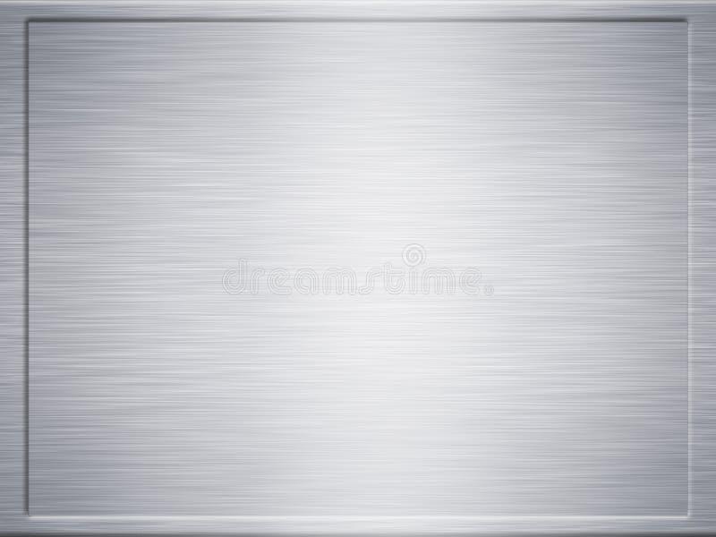 Download Framed steel metal texture stock illustration. Illustration of iron - 3227244