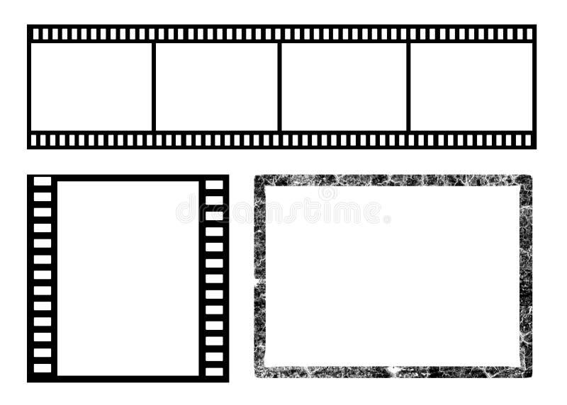 Download Frames stock illustratie. Illustratie bestaande uit camera - 10781274