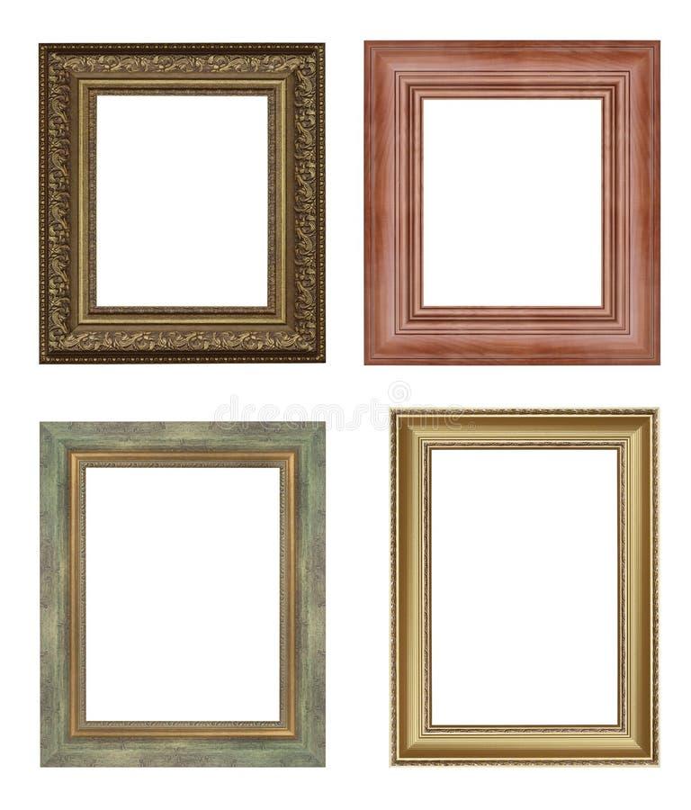 Frames stock image