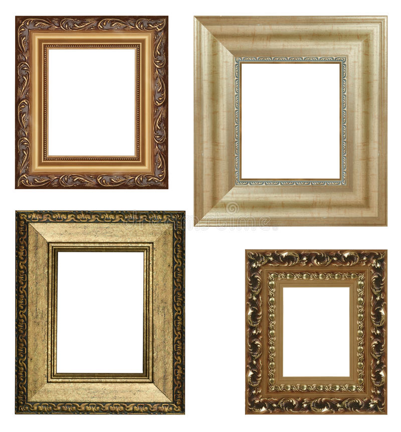 Frames royalty free stock photography