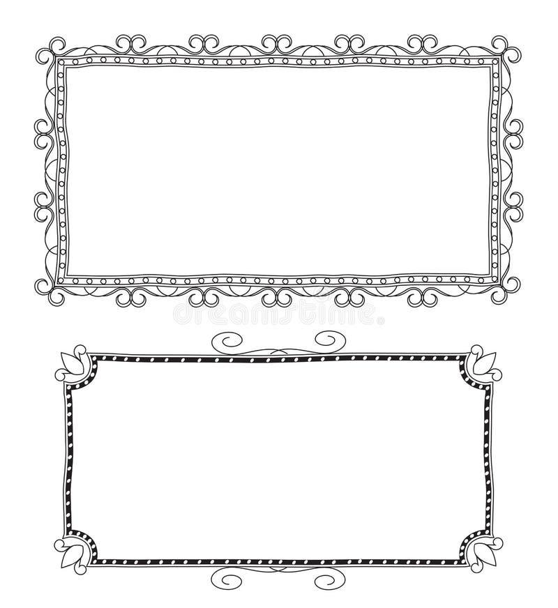 Frames Royalty-vrije Stock Foto