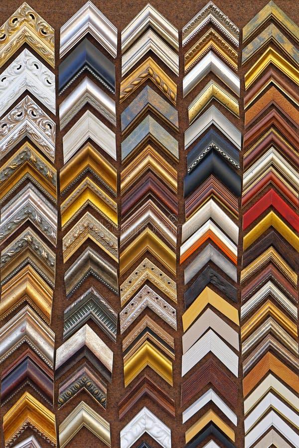 Frames corners stock photography