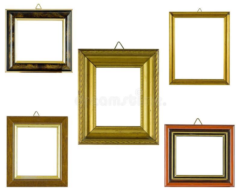 Frames da colagem imagem de stock royalty free