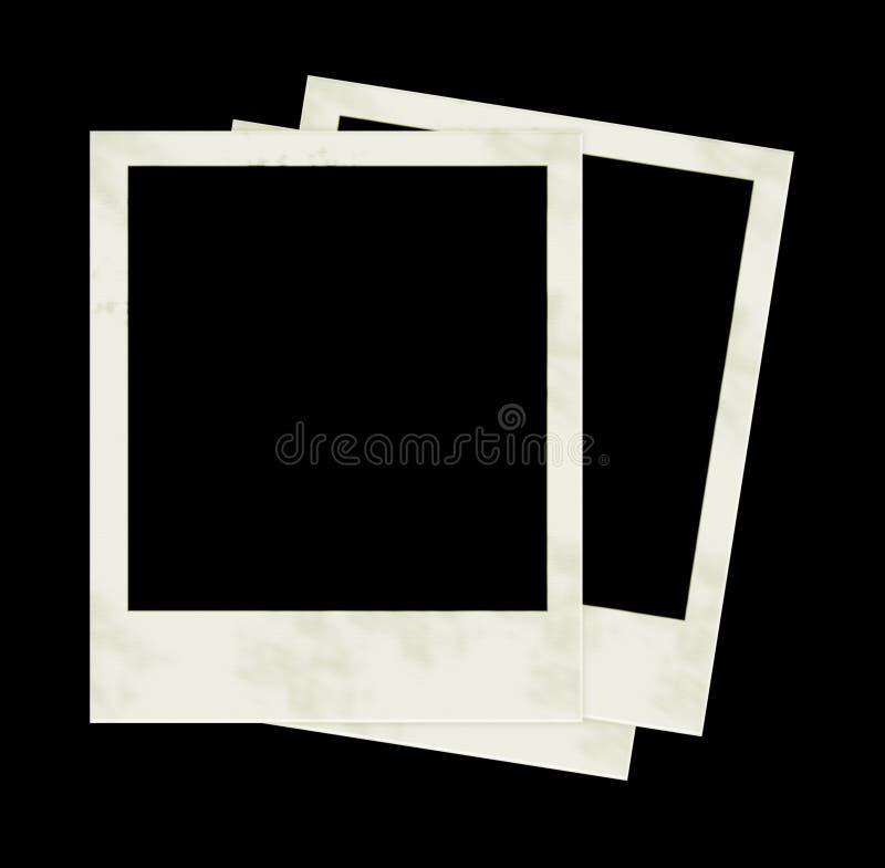 Frames da foto foto de stock royalty free