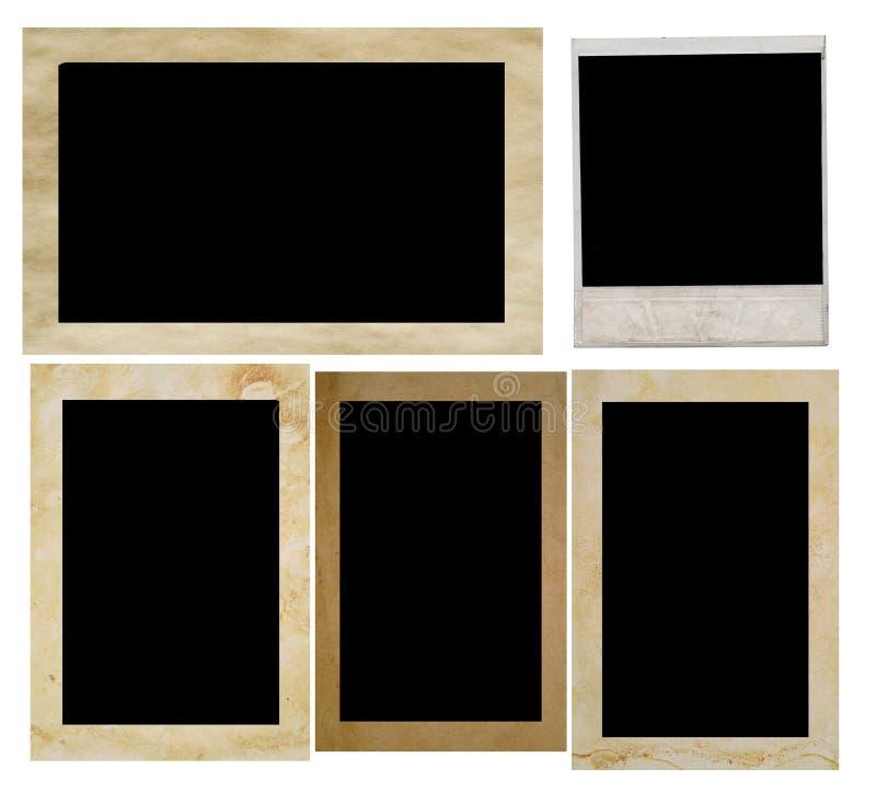 Frames da foto fotos de stock royalty free