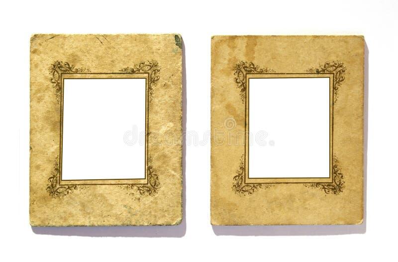 Frames retros foto de stock royalty free